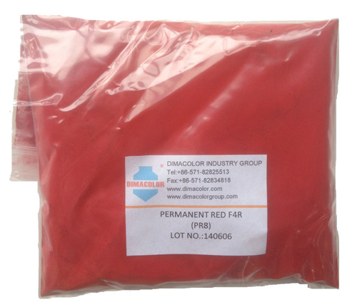 Pigment Red 8 (Permanent Red F4ry) for Ink Textile Printing