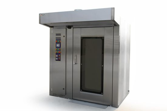 Factory Price Bakery Used Rotating Rack Ovens Machine