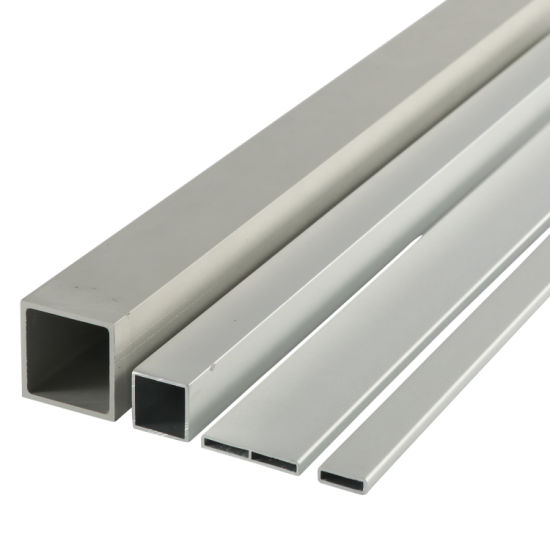Aluminium Extrusion Aluminum Alloy Profile Tube for Bycicle Frame