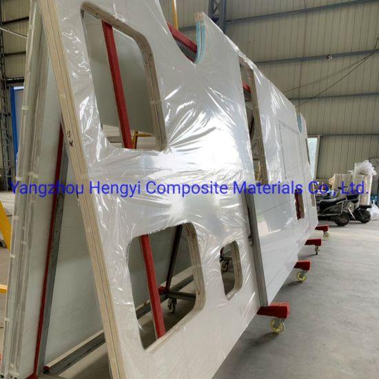 Factory-Made FRP XPS Foam Sandwich Panel for Motorhome