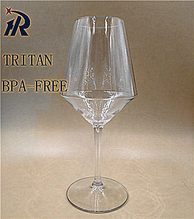 Plastic Goblet Party Cup for Wedding