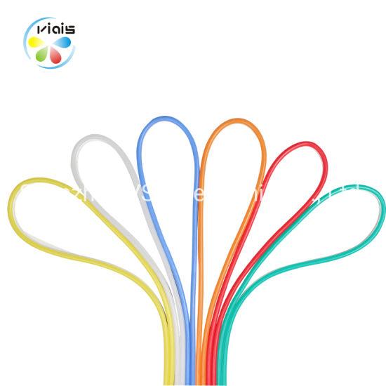 Single Color Mini Silicone LED Neon Flex SMD2835