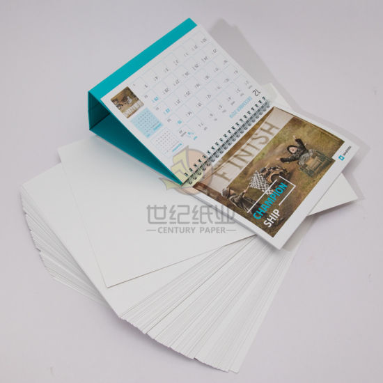 210GSM C2s Glossy Art Paper for Better Printing