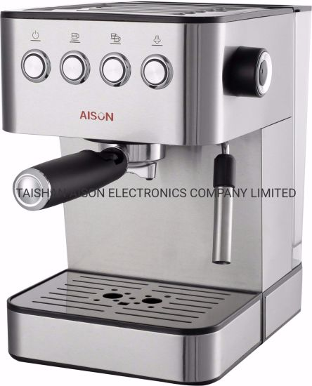 Manufacturer Coffee Maker Espresso Machine with Italy Pump