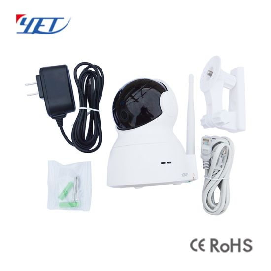 Good Quality Universal WiFi Wireless Alarm Control Smart Ipcamera