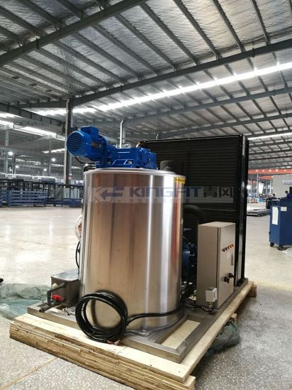 2ton Flake Ice Machine for Supermarket pictures & photos