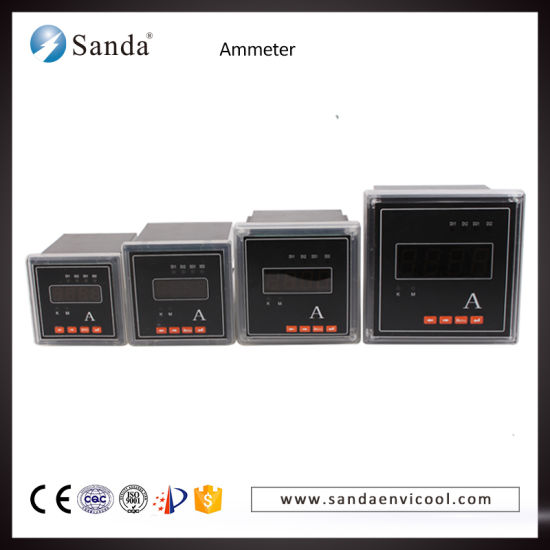 Ammeter Digital Panel Digital AC Current Meter pictures & photos