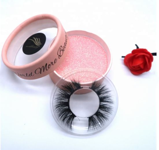 2019 New Arrival Private Label Natural Looking 3D 4D 5D Mink Eyelashes