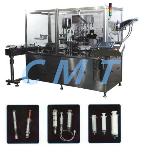 Disposable Syringe Production Line/ Making Machine pictures & photos