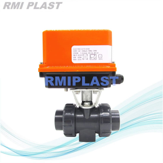Plastic PVC PP PVDF CPVC Pneumatic Electric Flange True Union Ball Valve/Wcb Stainless Steel Weir Type Diaphragm /Hand Gear Butterfly / Swing Check Valve