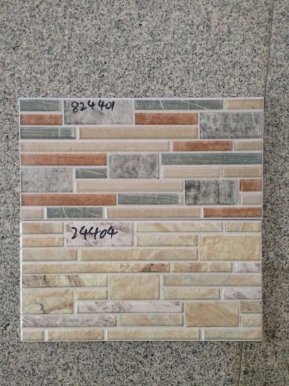 China 200x400mm Exterior Wall Tile For Villa Africa House