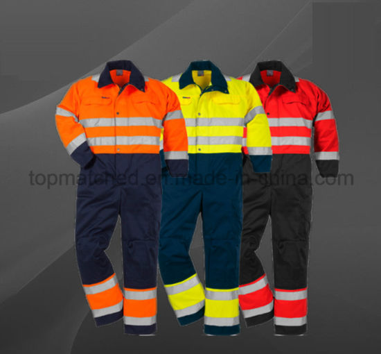 High Visibility Reflective Safety Work Wear pictures & photos