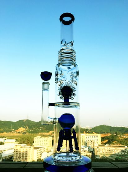 Wholesale Factory Microscope Smoking Glass Water Pipe pictures & photos