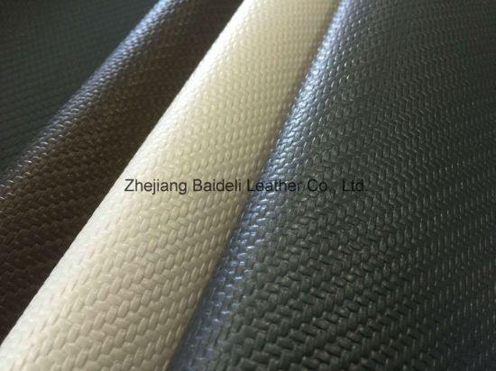 Embossed Bamboo Pattern Pvc Pu Leather For Bags Sofa Cushion Furniture Upholstery