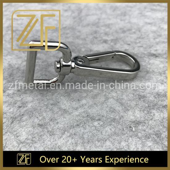Custom Factory Price Fashion Metal Belt Buckle Snap Hook for Bag