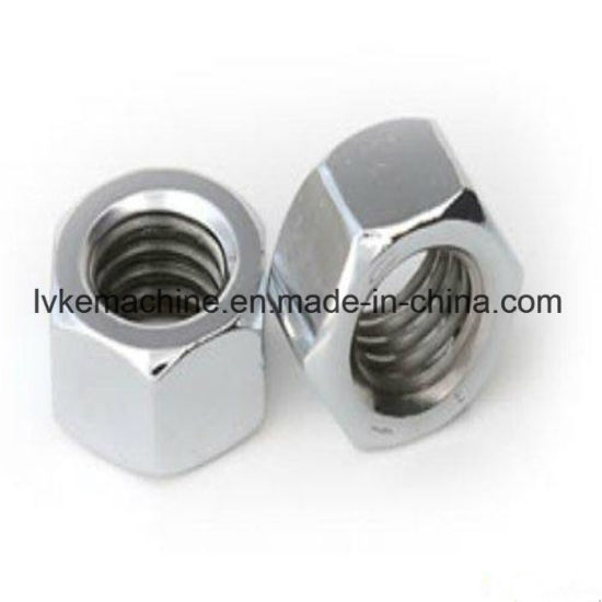 M16 Stainless Steel Hex Nut /DIN934 Nut Wholesale pictures & photos
