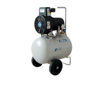 High Quality Silent Mute Oil Free Air Compressor pictures & photos