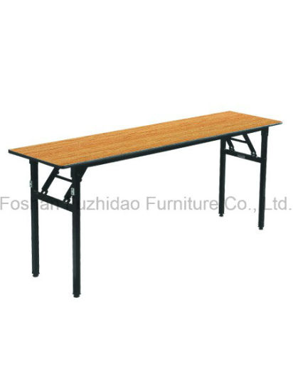 Wholesale Rectangle Dining Restaurant Table with Optioanal Size pictures & photos