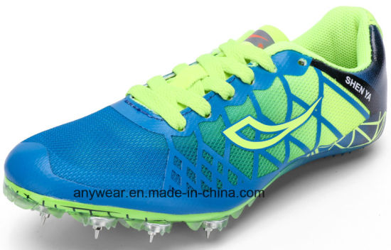 Training Running Spike Sneaker Running Tracking Shoes (1820)