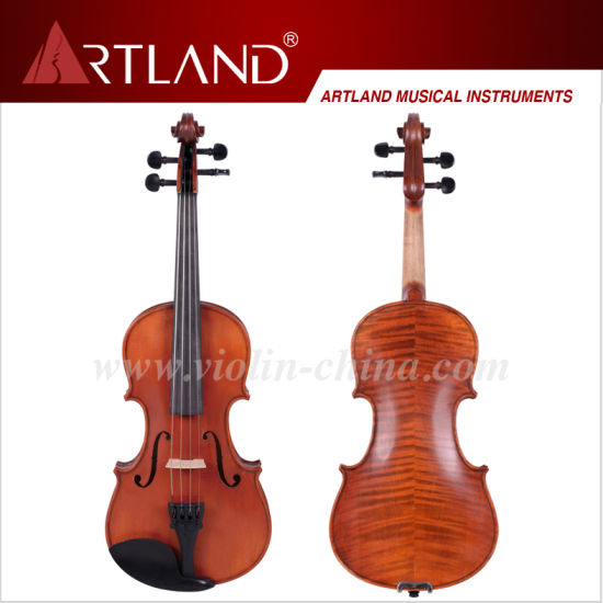Hand Made Violin (AV100) pictures & photos