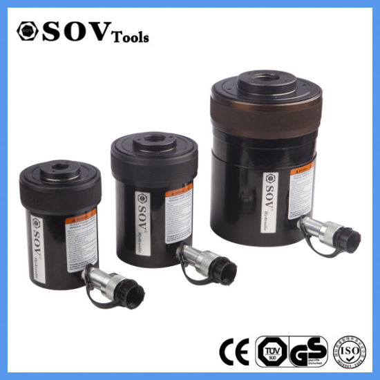 Single Acting Hollow Plunger New Hydraulic Jack (RCH Series) pictures & photos