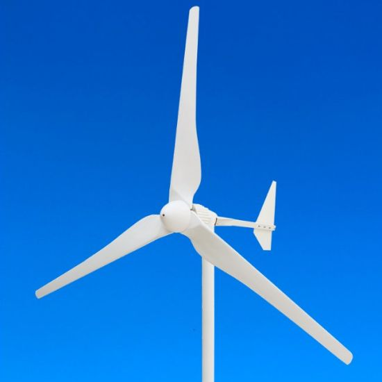 Alternative Energy Horizontal Axis 1kw 48V Wind Generator for Home Use