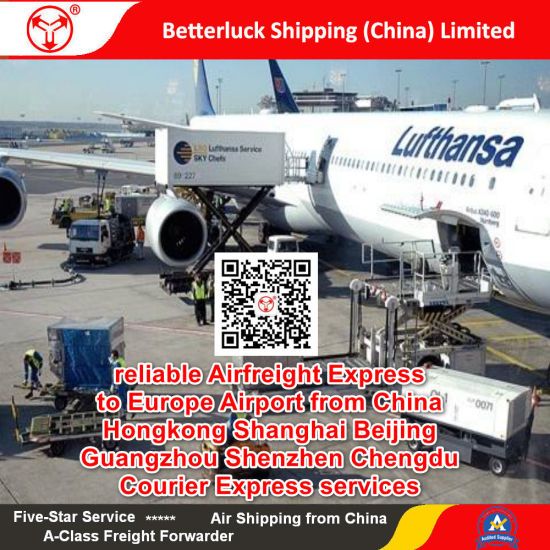 reliable Airfreight Express to Europe Albania Tirana(TIA)Airport from China Hongkong Shanghai Beijing pictures & photos