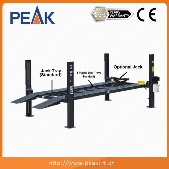China Commercial Grade Garage Equipment 4-Post Car Parking