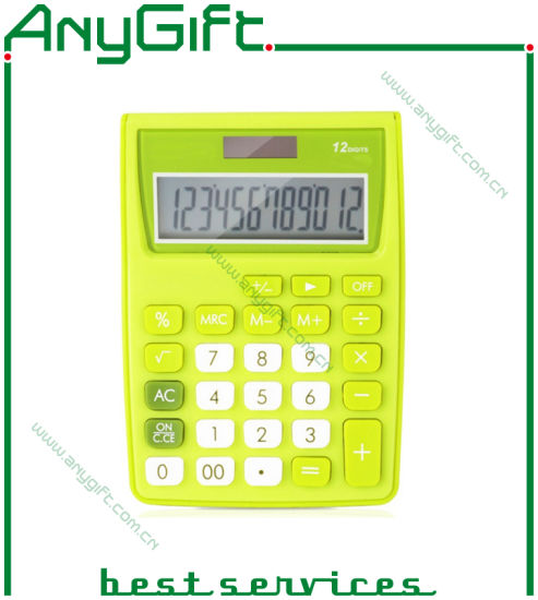 Solar Power Calculator with Customized Color and Logo pictures & photos