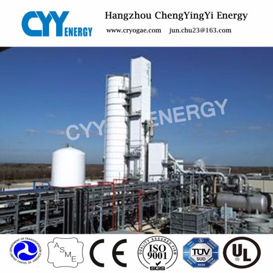 China Insdusty Asu Air Gas Separation Oxygen Nitrogen Argon