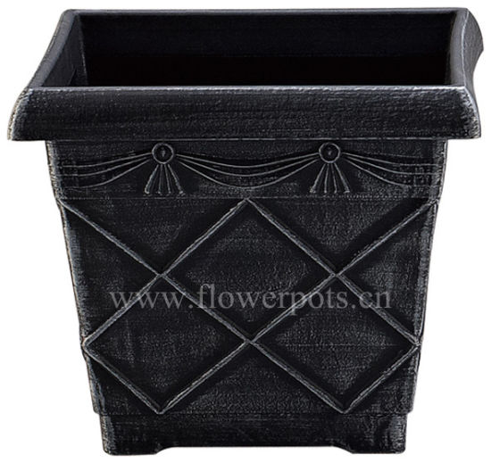 Square Planter Flower Pot (KD432S-KD433S) pictures & photos