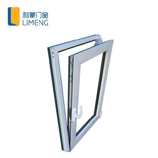 Europe Stype Aluminum Frame Thermal Broken Windows-Tilt and Turn Windows