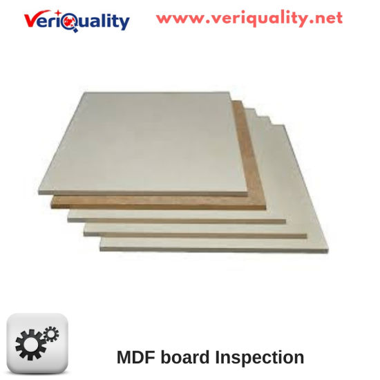 MDF Board QC Inspection Service