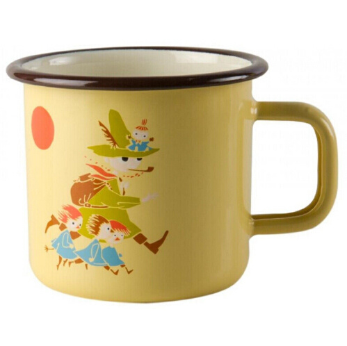 Personalized Making 5/6/7/8/9/10/11/12cm White Enamel Tea Coffee Mug Cup pictures & photos