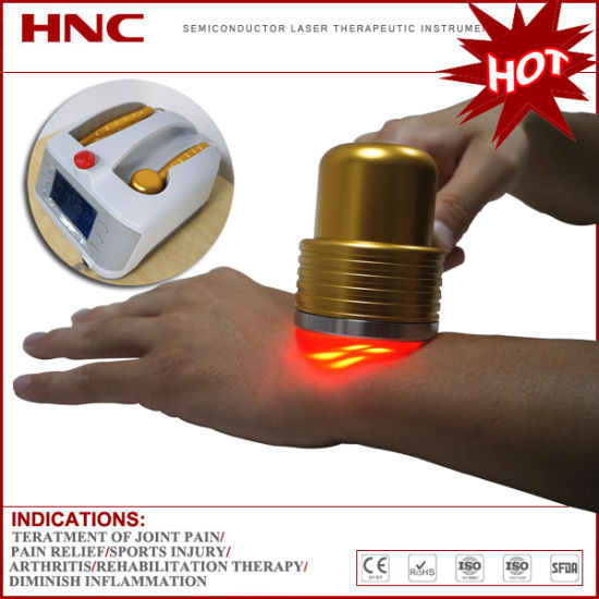 House Use Medical Cold Laser Equipment for Joint Pain pictures & photos
