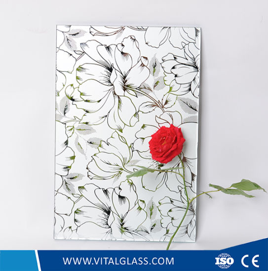 3--12mm Hot Sale Decorative Mirror with Ce & ISO9001 pictures & photos