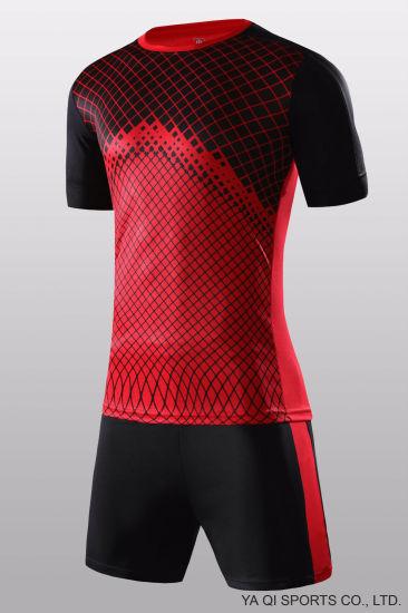 128e8397593 China High Quality Soccer Uniform