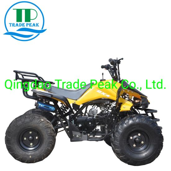 125cc ATV with Various Colors to Choose