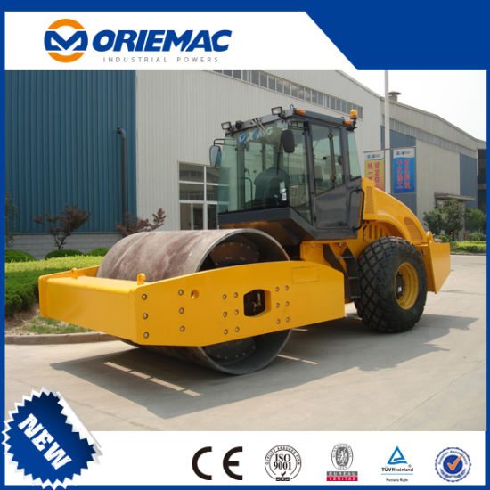 XCMG 14 Ton Single Drum Vibratory Road Construction Machinery Xs142j pictures & photos