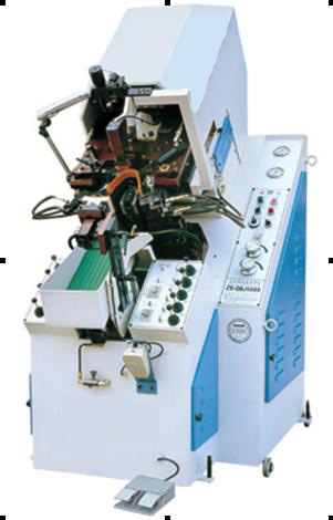 Shoe Making Machine / 9-Pincer Hydraulic Toe Lasting Machine (ABZD-QB588A (B\C\D))