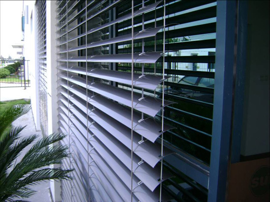 High Quality Sun Adjustable Louver Shutter Aluminum Window Louver