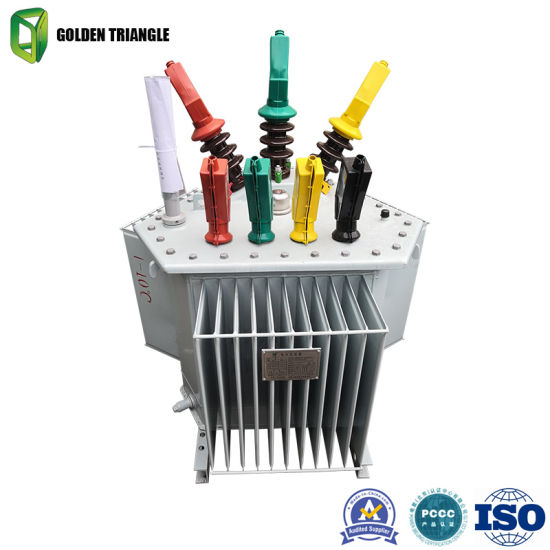 10kv Three Phase Oil Immersed Transformer