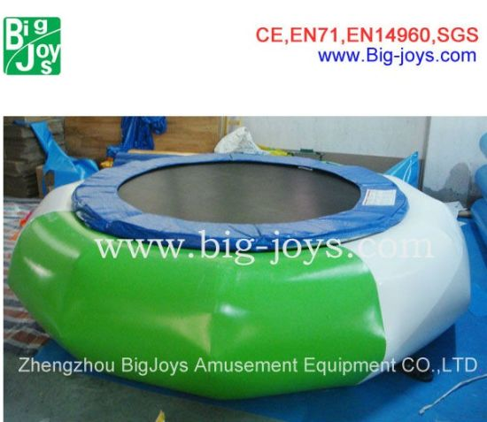 Inflatable Water Trampoline, Inflatable Water Park Trampoline Game (BJ-WT10) pictures & photos