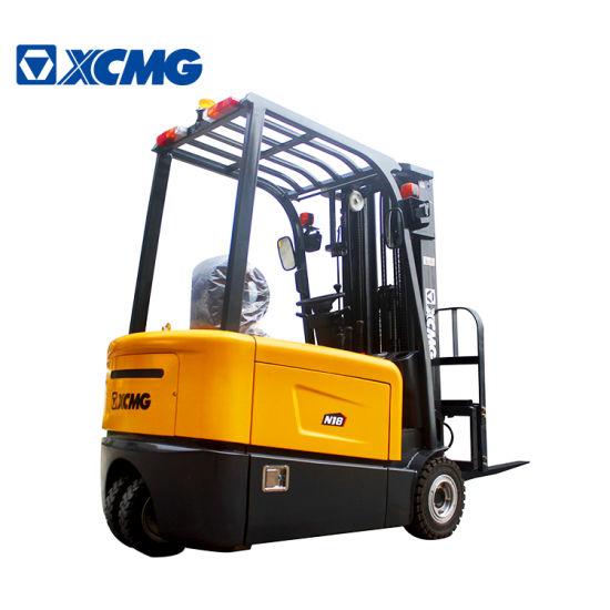 XCMG Factory 2 Ton 3 Wheel Electric Forklift Fbt20-Az1 for Sale