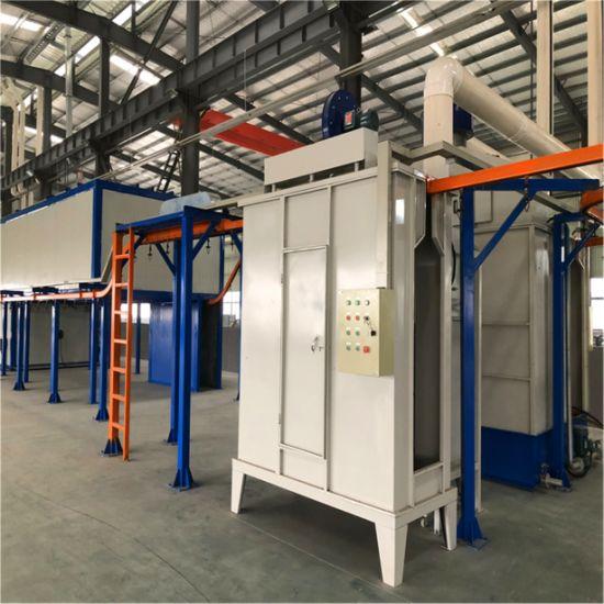 Automatic Liquid/Powder Coating Spray Production Line for Hardware
