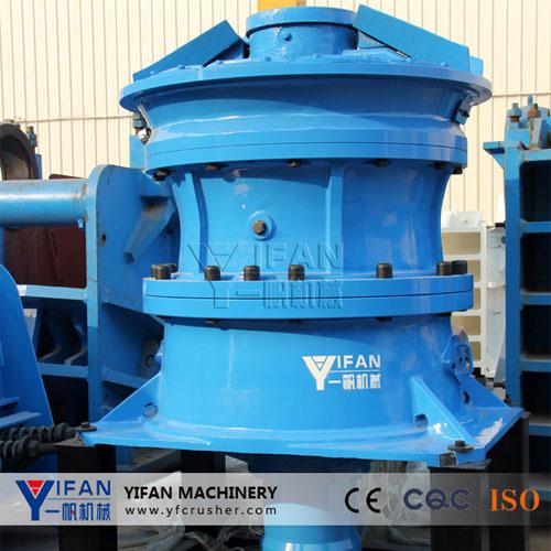 Hot Sale Stone Cone Crusher Machine (CCS Series)