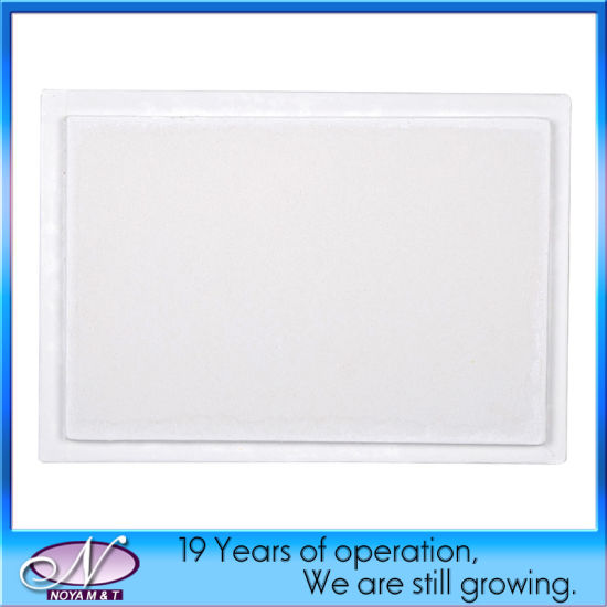 Fireproof Fiberglass Acoustic Ceiling Panel / Board for Suspended Decorative pictures & photos