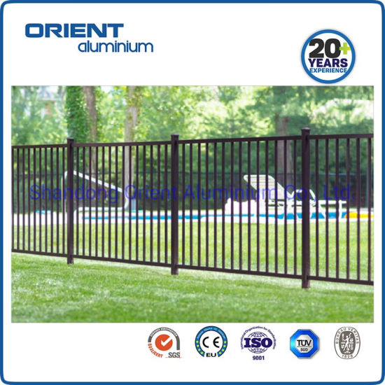 OEM Metal Fence Panel Design, Garden Fencing for Au Market