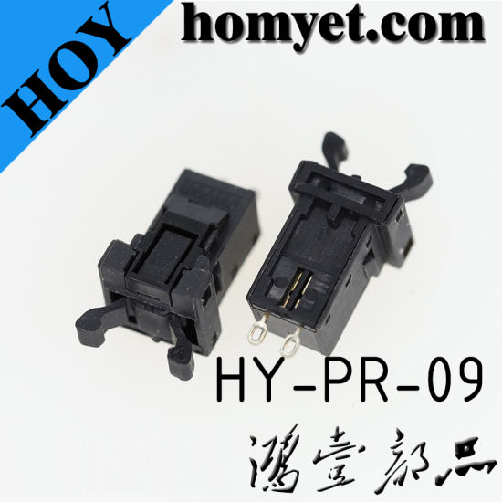 Factory Supply Lock Switch Locking Push Switch for Air Conditioner&Case pictures & photos