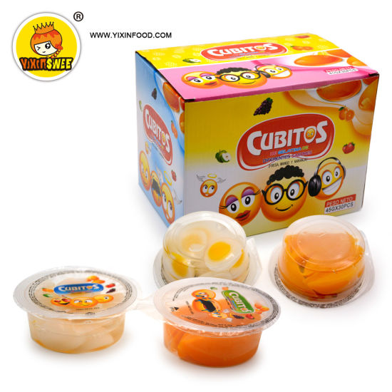 Hot and New Goods Fruit Jelly